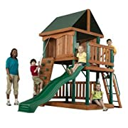 LT Design 3 Swing Set