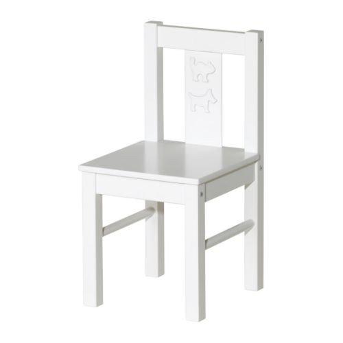 IKEA-Kinderstuhl-Kritter-Stuhl-aus-Massivholz-WEISS