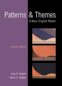 Patterns and Themes: A Basic English Reader