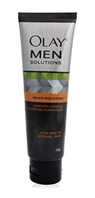 Best Cheap Deal for Olay Men Solutions Smooth Cream Foaming Cleanser 100g by 99602709 - Free 2 Day Shipping Available