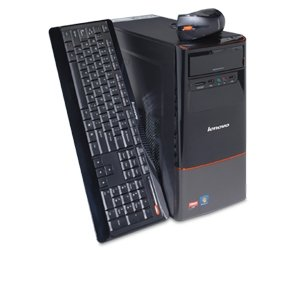 Lenovo Ideacentre H405 77231AU Desktop (Black)