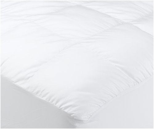Beyond Down Queen Gel Fiber Mattress Pad