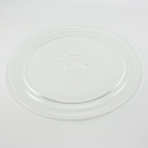Kitchen Aid Glass Turntable Tray / Plate 12 Inches # 4393799 (Kitchenaid Oven Replacement Parts compare prices)