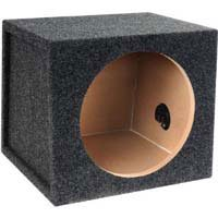 Atrend E12S B Box Series 12-Inch Single Hatchback Enclosures