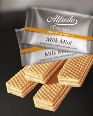 J.J. Darboven Milk Mini Waffles Primus Omnium Bag Of 12