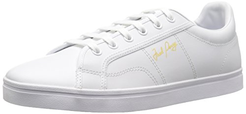 Fred Perry Fp Sidespin, Sneaker uomo bianco Size: EU 44 (UK 9.5)