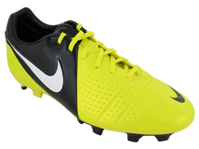 Nike CTR360 Libretto III Firm Ground Football Boots - 10 - Black