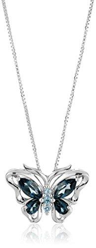 xpy-sterling-silver-blue-topaz-butterfly-pendant-necklace-457cm