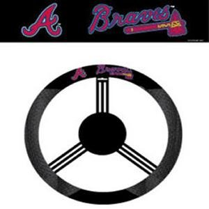 Atlanta Braves Mesh Steering Wheel Cover at Amazon.com