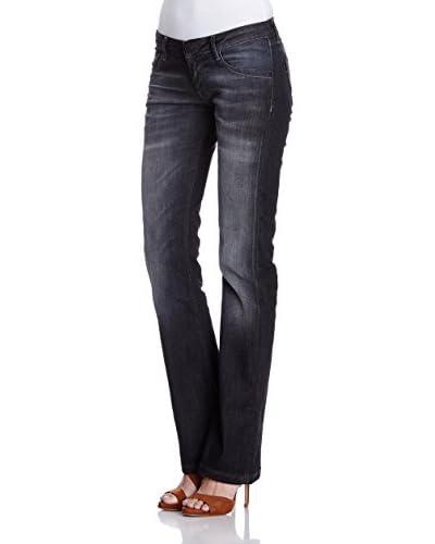 CROSS Jeans Jeans Laura [Nero Delavé]