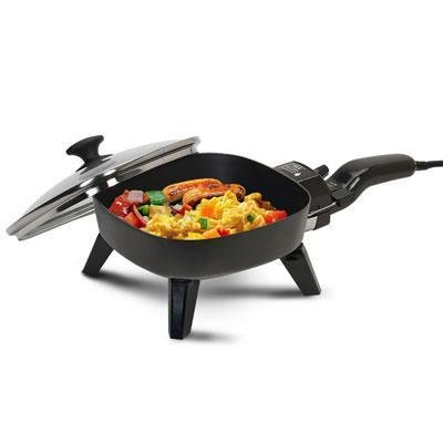 Brand New Maxi Matic Usa Elite 6-Inch Personal Electric Skillet [Efs-400]