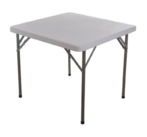 Square Folding Table 34