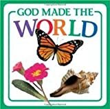 img - for God's Gifts to Me: God Made the World, Mini Board Book book / textbook / text book