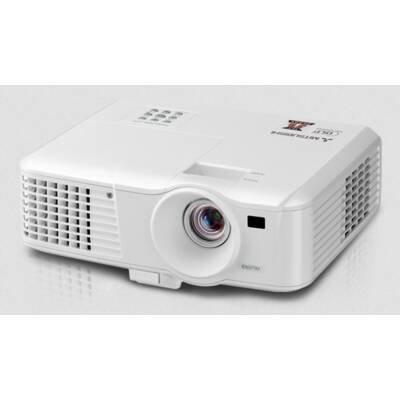 Mitsubishi EX241U 3D Ready DLP Projector 720p HDTV 4:3 1024x768 XGA 2700:1 2600 lumens HDMI VGA Speaker
