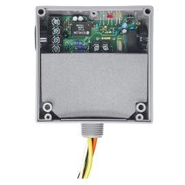 LonWorks Encl Relay 20Amp SPDT 24Vac/dc/208-277Vac with 1 digital input