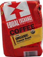 Equal Exchange Organic French Roast Ground Coffee -- 10 oz by Equal Exchange