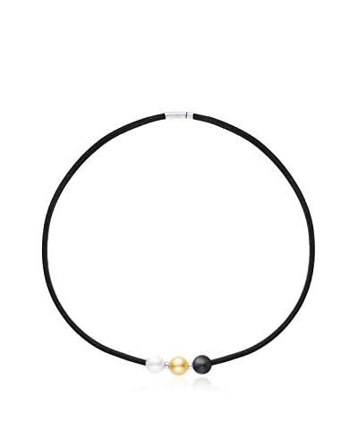 Manufacture Royale des Perles du Pacifique Collana  argento 925