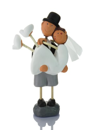 JC 403030 Tortenfiguren, Brautpaar