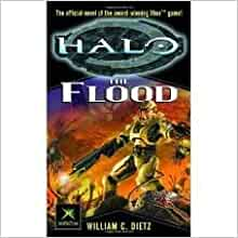 The Flood (Halo #2) Publisher: Del Rey; Mass Paperback Edition edition