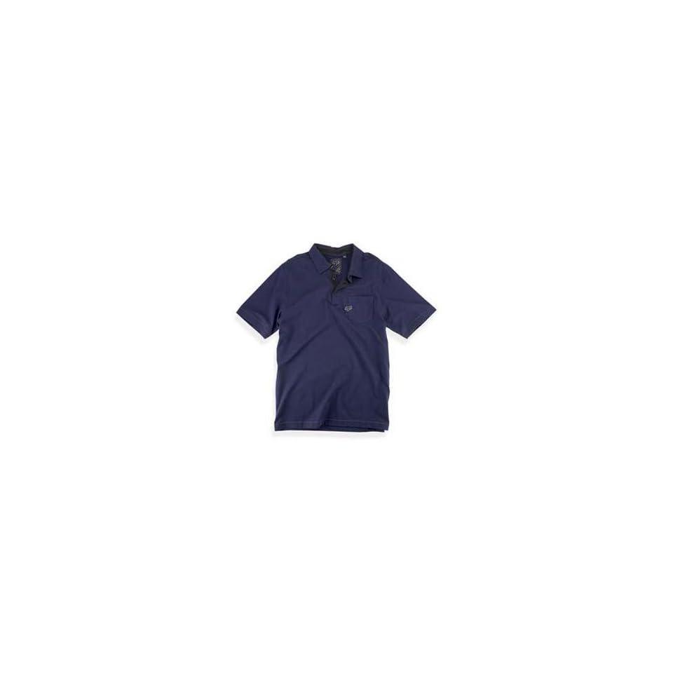 Fox Racing Uniform Polo   Large/Navy