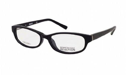 kenneth-cole-reaction-montura-gafas-de-ver-kc0725-001-negro-brillante-52mm