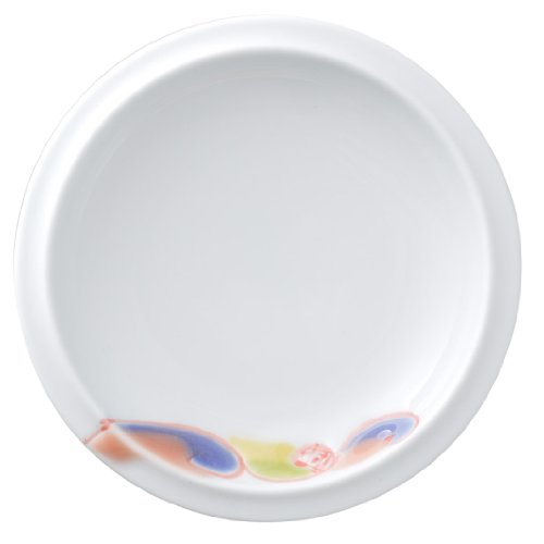 有田焼 匠の蔵 口福(こうふく)なお茶漬け碗シリーズ 小皿 悠 T7193