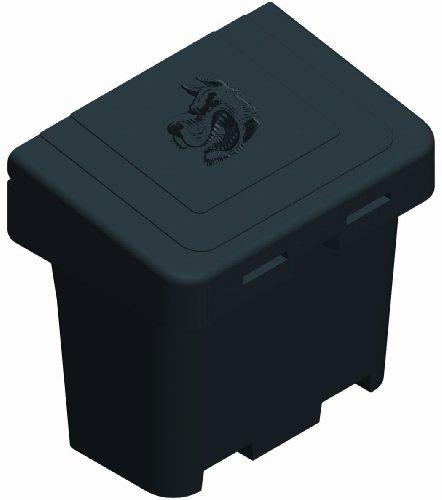 Best Price Buyers SaltDogg 9031100 8.8 Cubic Foot Poly Snow & Ice Salt/Ice-Melt Box