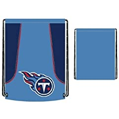 NFL Team Color Back Sack Team: Tennessee Titans by Concept 1