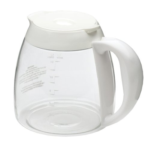 Black & Decker GC2000 12-Cup Replacement Carafe, White cheap Coffee Maker on sale