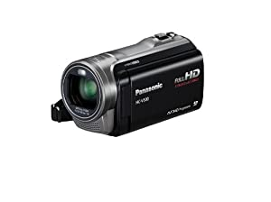 Panasonic HC-V500K Full HD SD Camcorder (Black)