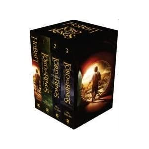 The Hobbit And The Lord Of The Rings Boxed Set Movie Tie In Edition J R R Tolkien