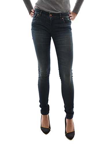 Kaporal Donna Jeans Slim Loka Taglia 262 Blu