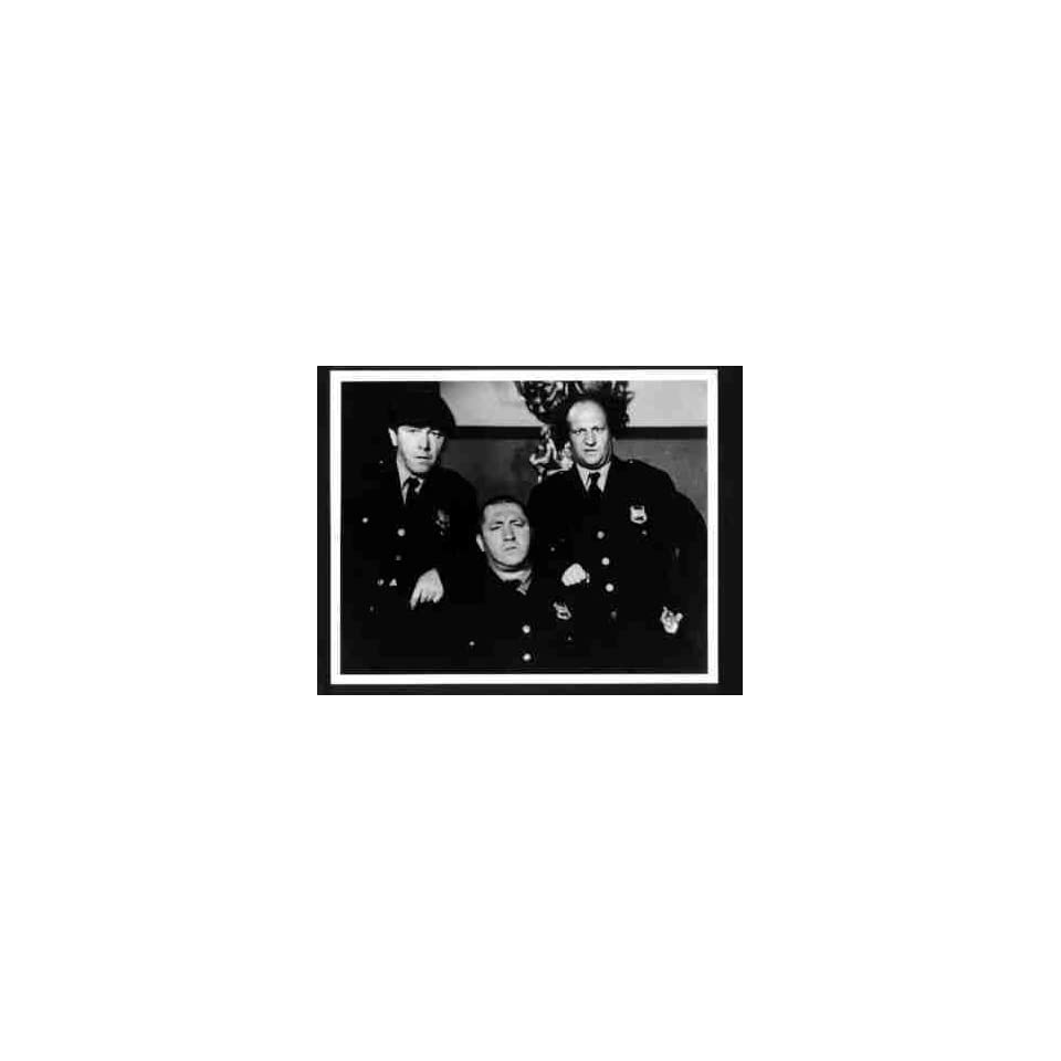 Photo of The Three Stooges as Police Officers