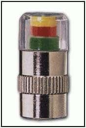 Accu-Pressure Safety Caps, Inc. ASC044 44 PSI ACCU-PRESSURE (2PACK)