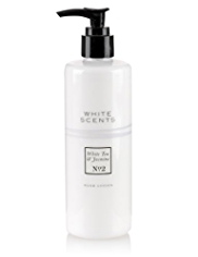 White Scents White Tea & Jasmine Hand Lotion 300ml