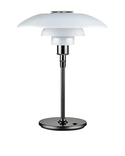 Control Brand Casper Table Lamp, Black
