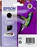 Epson C13T08014011 - INK CARTRIDGE BLK DURABRITE - F/EPSON STYLUS S22 SX125