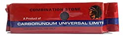 Cumi Combination Stone - Silicone Carbide - 150 X 50 X 25 - Carborundum