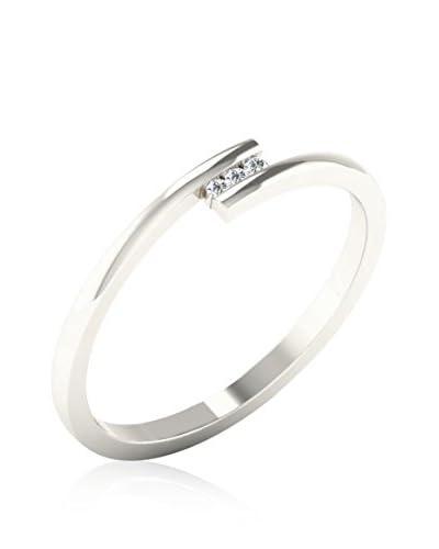 Friendly Diamonds Ring weißgold