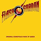 FLASH GORDON, Original Soundtrack Music By Queen, 1980 ELEKTRA
