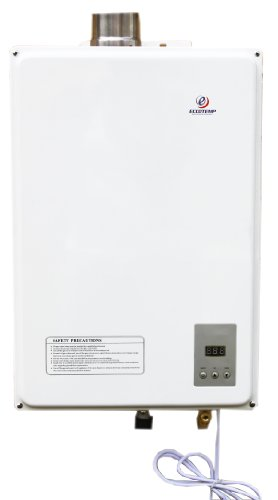 Eccotemp 40HI-LP Indoor Propane Tankless Water Heater, 135,000 British Thermal Unit