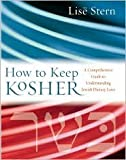 img - for How to Keep Kosher 1st (first) edition Text Only book / textbook / text book