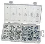 PIKE PRO.TOOL XDV1904PPT NUT SET, LOCKING, 146PC (Pack of 2)