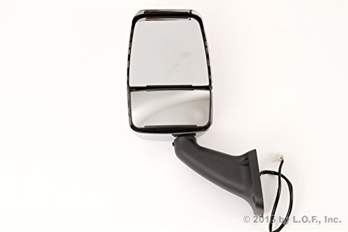 Power Signal Mirror LH Left Driver Side for Scion iQ