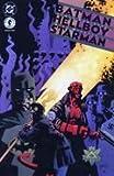 BATMAN HELLBOY STARMAN #2