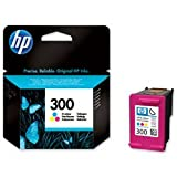 Brand New. Hewlett Packard [HP] No. 300 Inkjet Cartridge Page Life 165pp Tri-Colour [for Deskjet D2560] Ref CC643EE