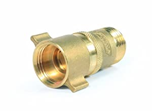 Camco 40055 Brass Water Pressure Regulator by Camco