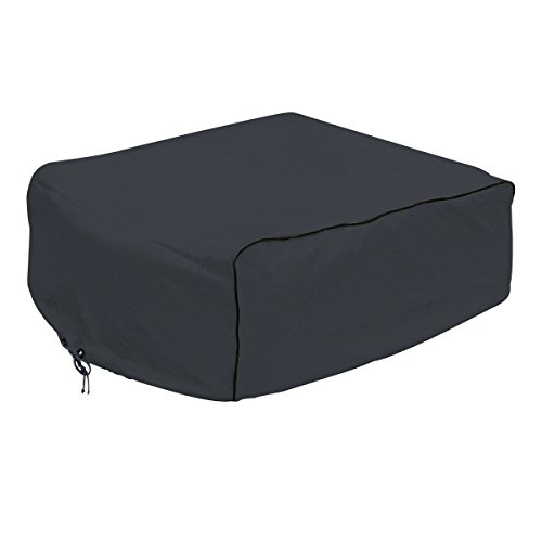 Classic Accessories 80-232-150401-00 Black Overdrive AC Cover (For Brisk air Duo-Therm & Quick Cool)