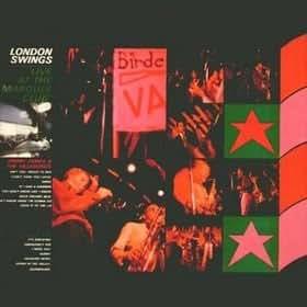LONDON SWINGS LIVE AT THE MARQUEE CLUB[NPL18156]1966 VINYL LP