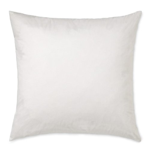 Lowest Price! 1- New Pillow Insert Form 18 X 18 Hypo-allergenic Square Pillow Form Insert Made in US...